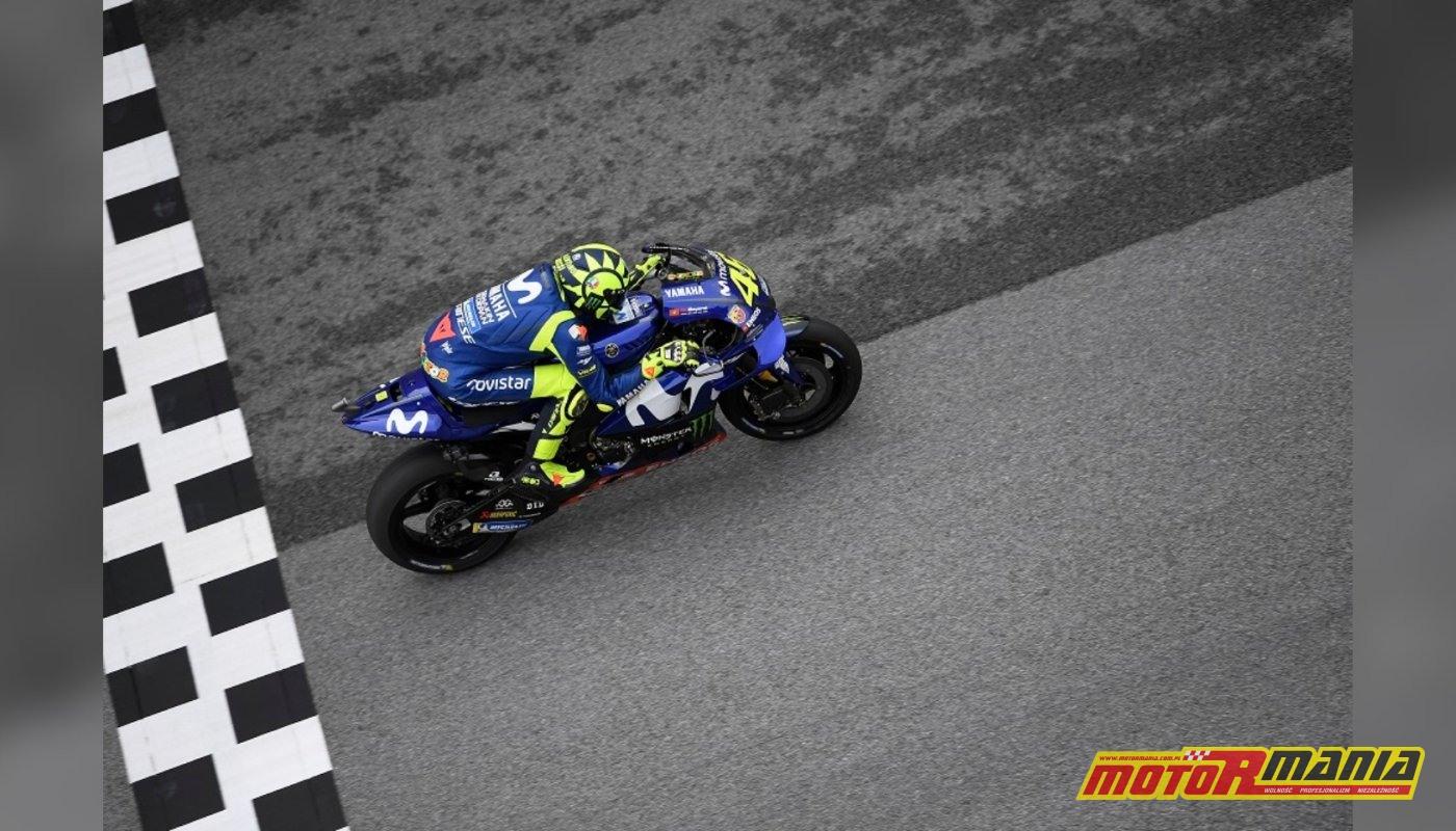 Rossi yamaha meta