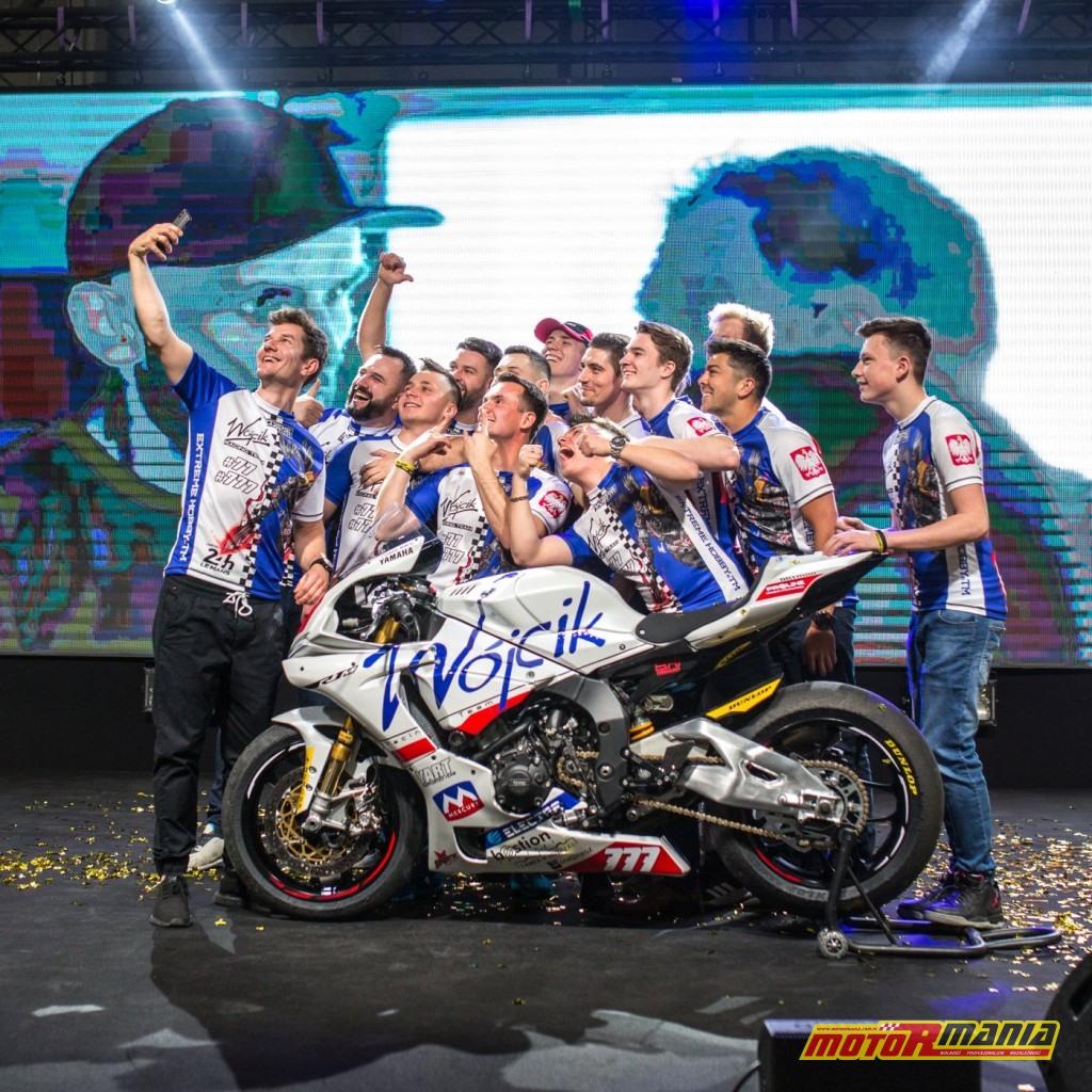 Wójcik Racing Team prezentacja na Warsaw Motorcycle Show 2019 (2)