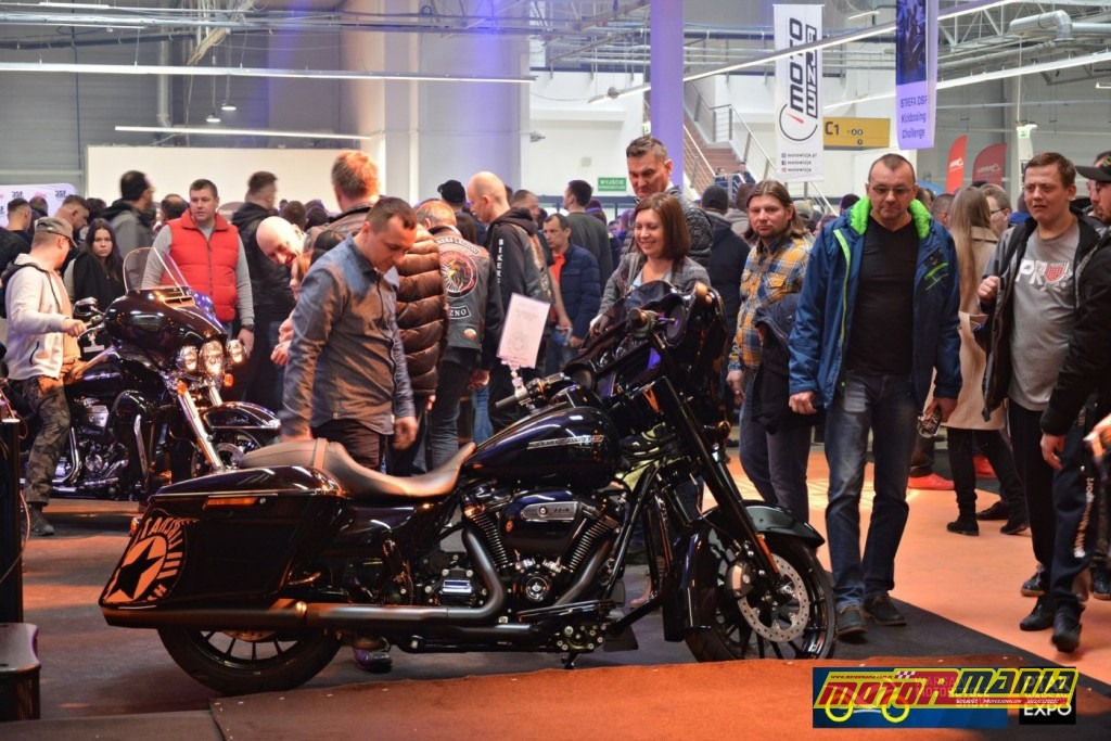 Warsaw Motorcycle Show 2019 (10)