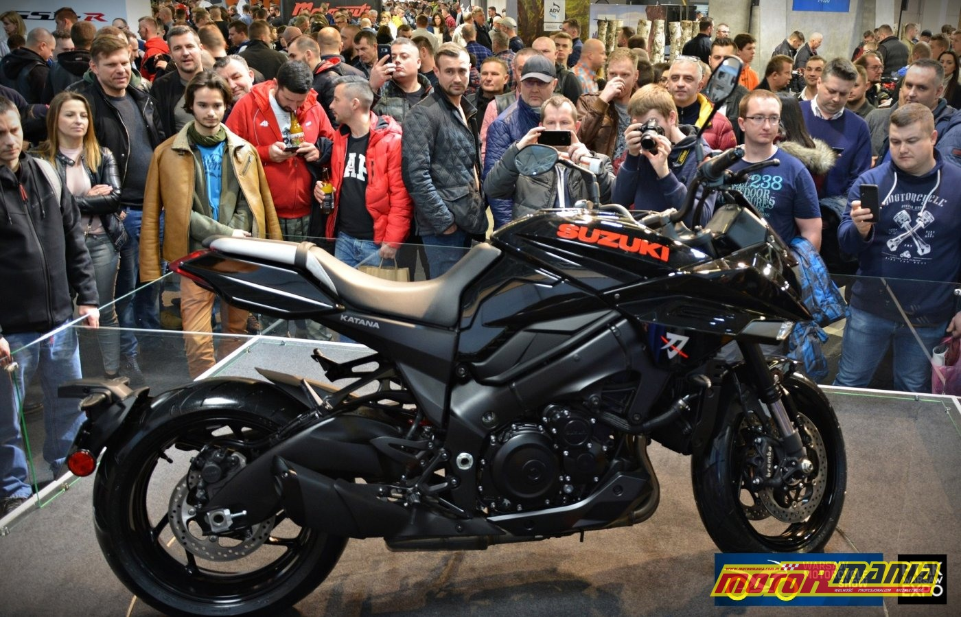 Warsaw Motorcycle Show 2019 (15)