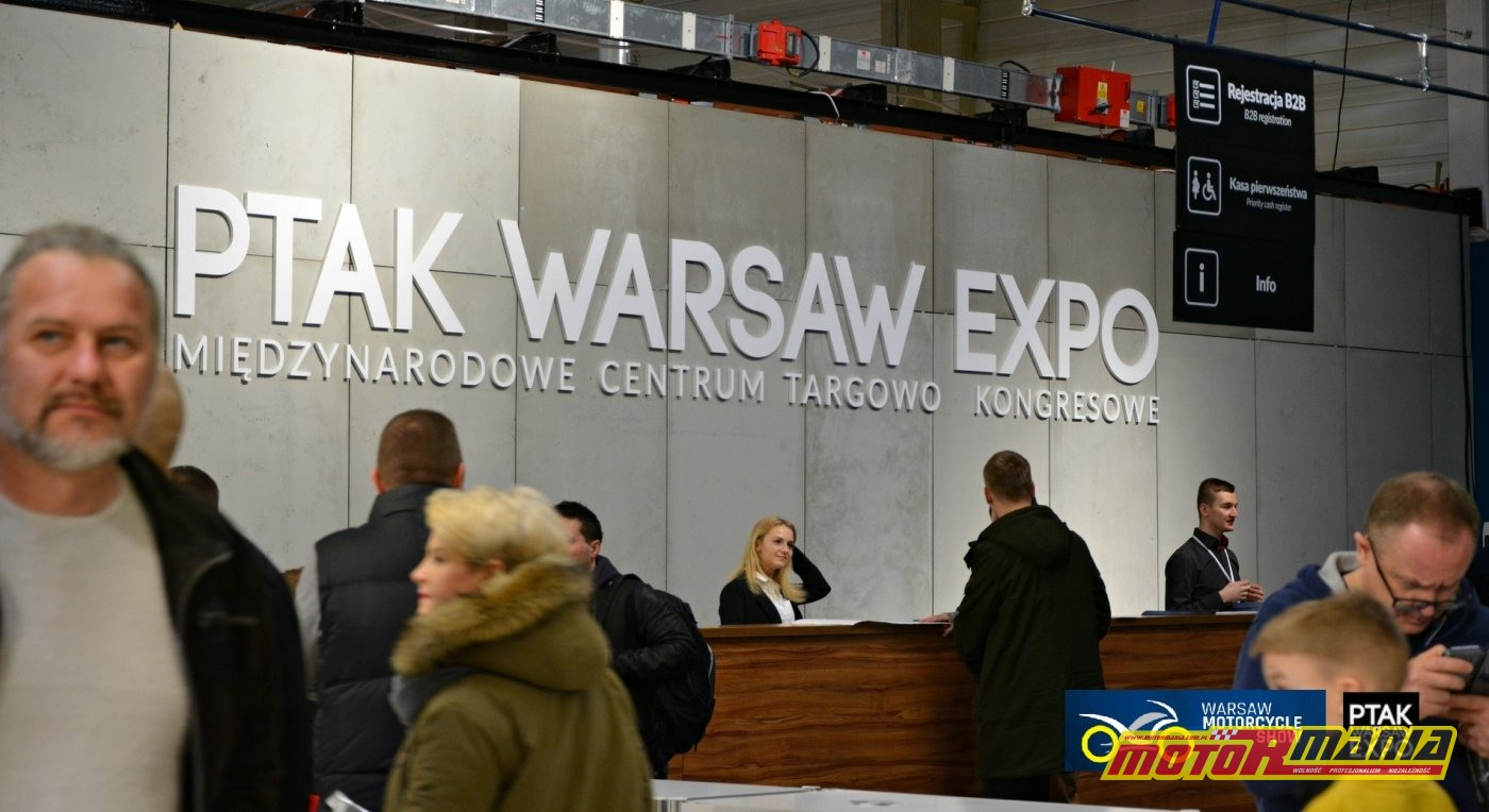 Warsaw Motorcycle Show 2019 (6)