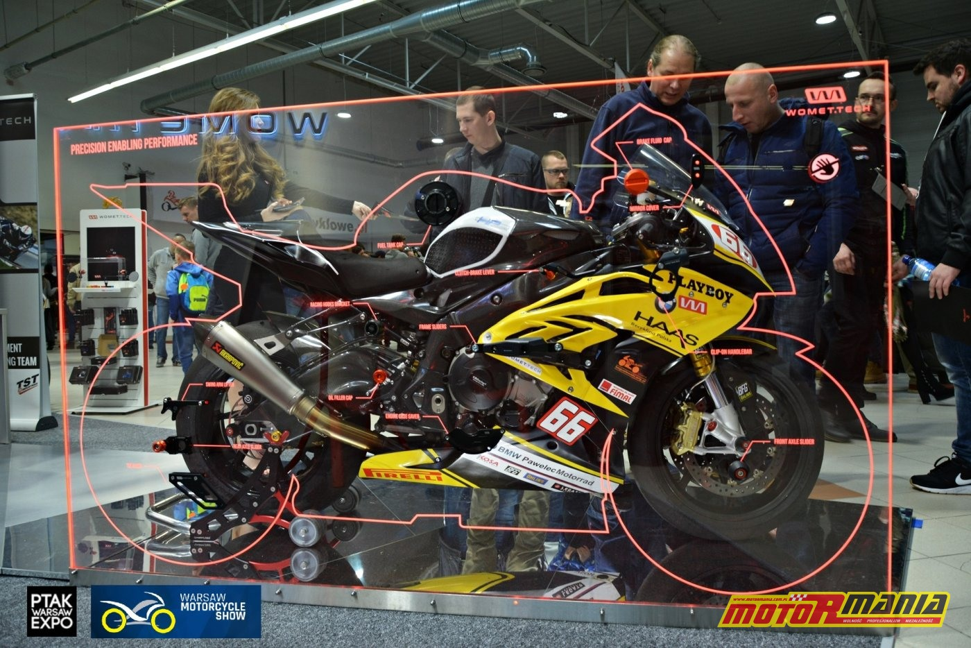 Warsaw Motorcycle Show 2019 (7)