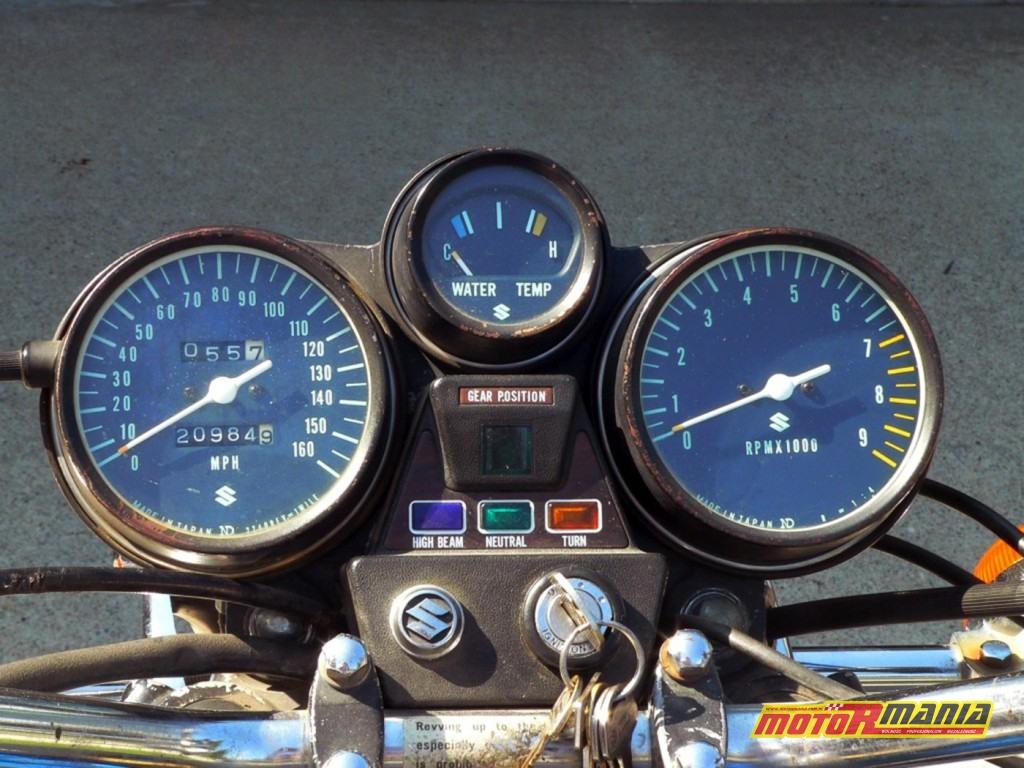 Zegary GT 750