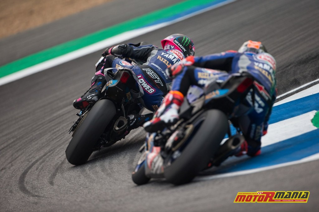 Alex Lowes i Michael van der Mark