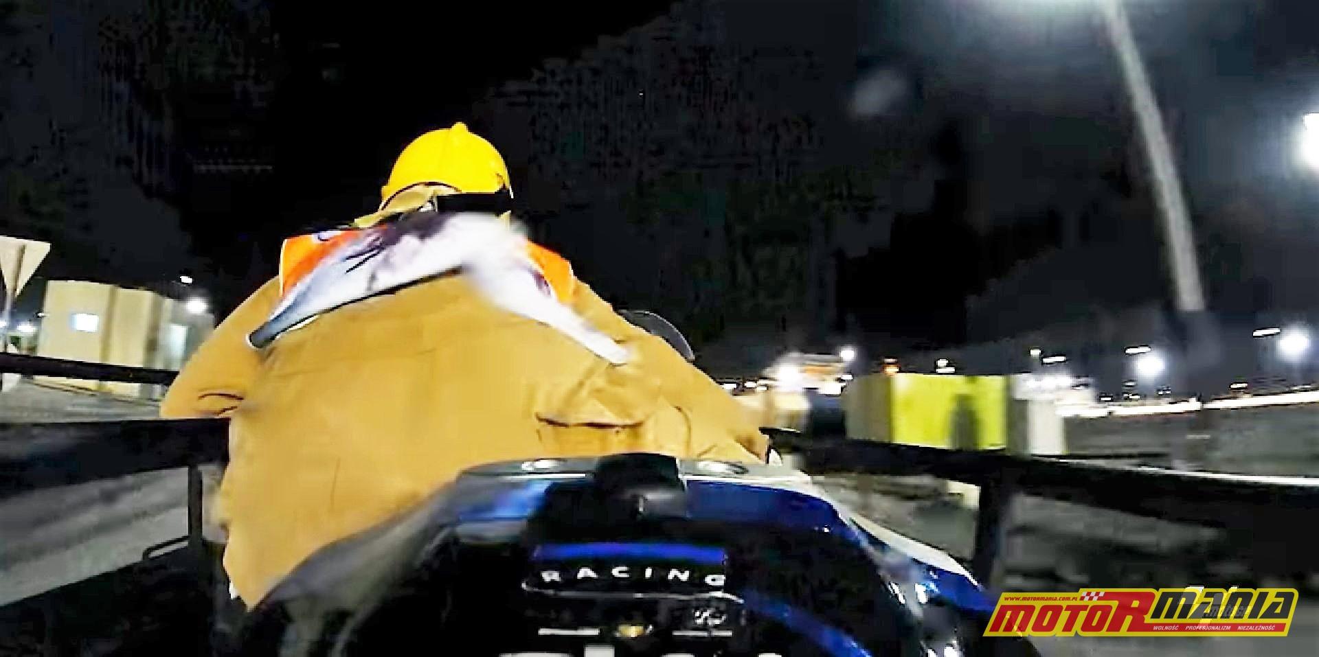 przejazdzka na motogp marshall