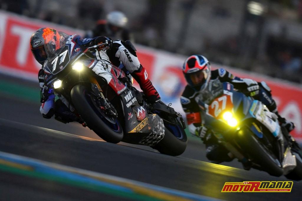 24h Le Mans Wojcik Team kwiecien 2019 - fot Mateusz Jagielski (12)
