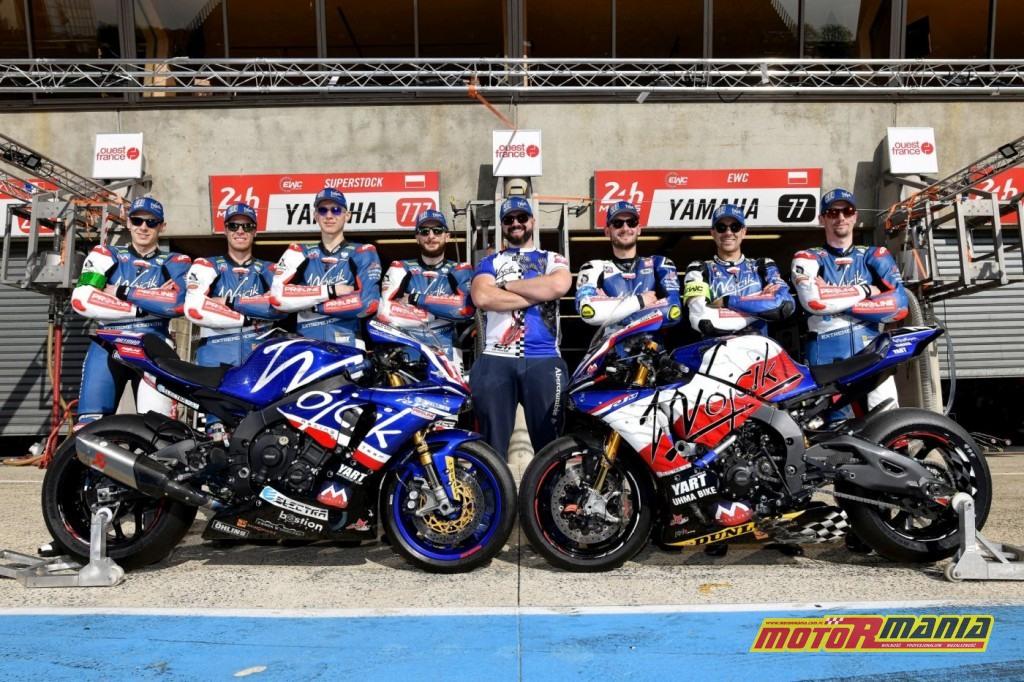 24h Le Mans Wojcik Team kwiecien 2019 - fot Mateusz Jagielski (3)