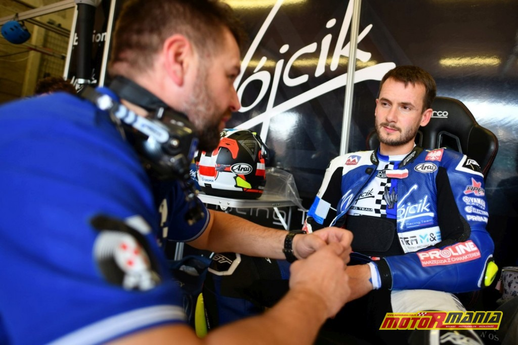 24h Le Mans Wojcik Team kwiecien 2019 - fot Mateusz Jagielski (8)