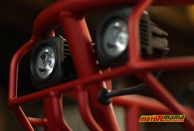 Honda Grom GUS MSX125 wózek boczny (8)