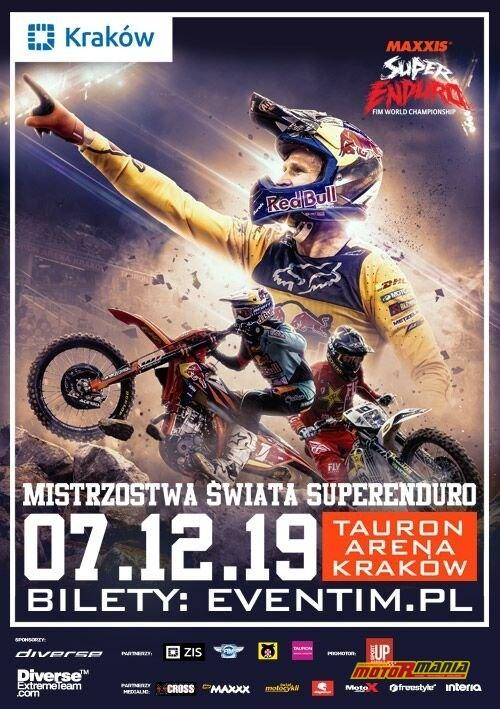 Mistrzostwa Swiata SuperEnduro_plakat