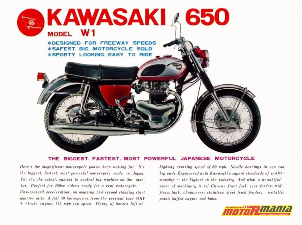 Największy najszybszy najmocniejszy japoński motocykl