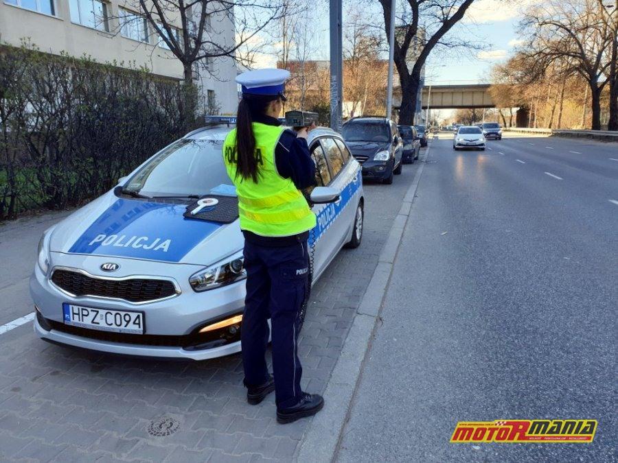 fotoradar polcja mierzenie predkosci policja warszawa grupa speed
