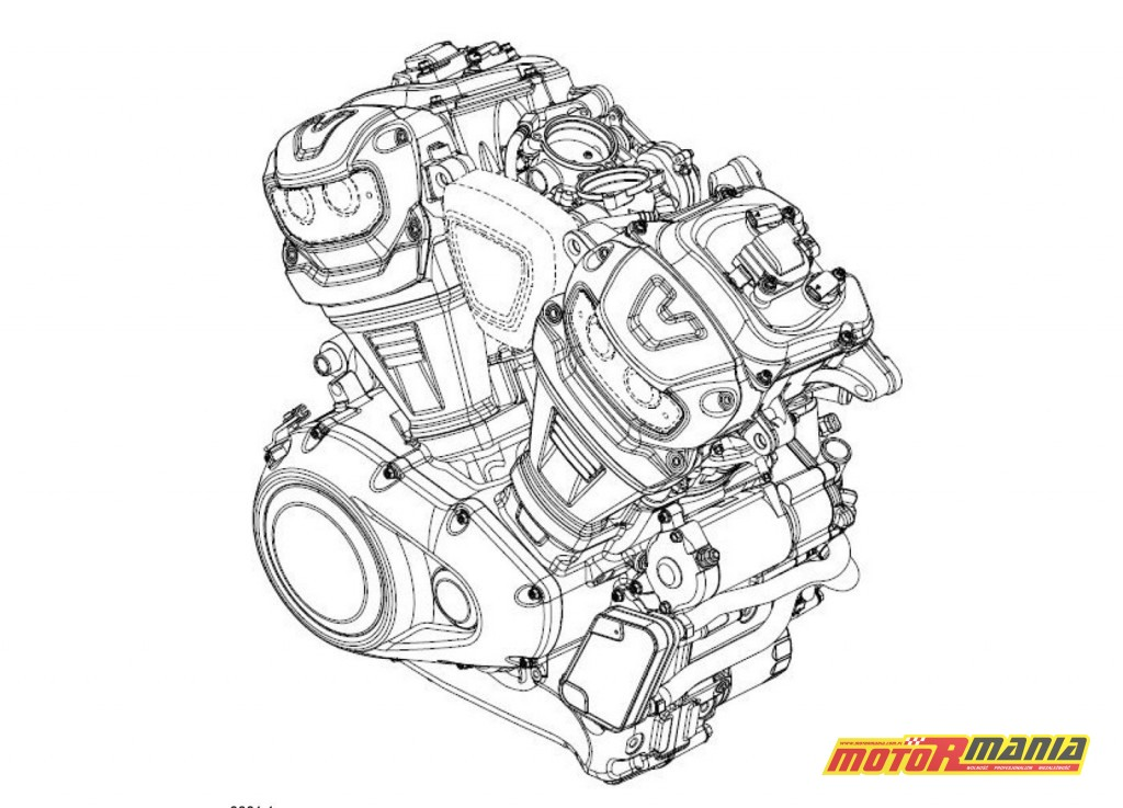 silnik harley davidson 1250-500 vtwin 60 dohc water cooled (1)