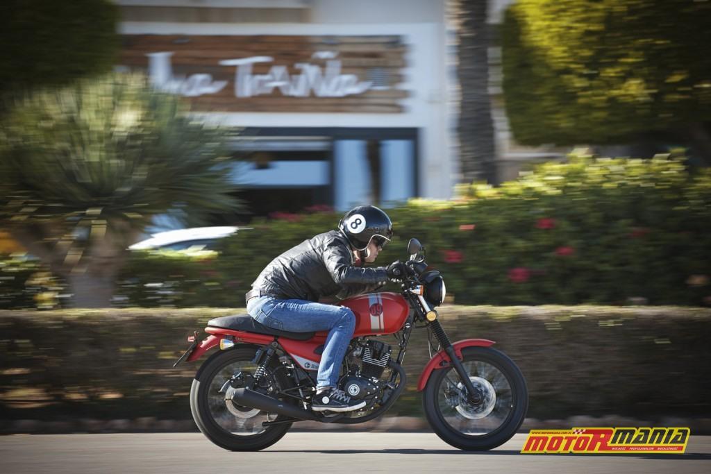 Barton Cafe Racer 125 w Hiszpanii test (10)