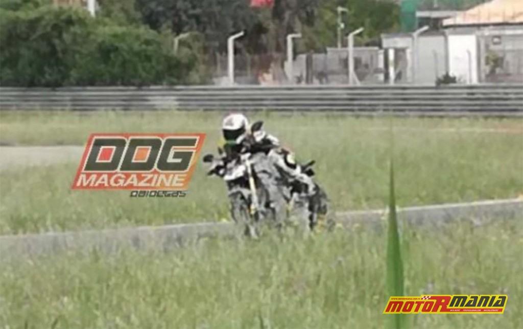 Ducati Streetfighter V4 2020 zdjecia szpiegowskie na torze (3)