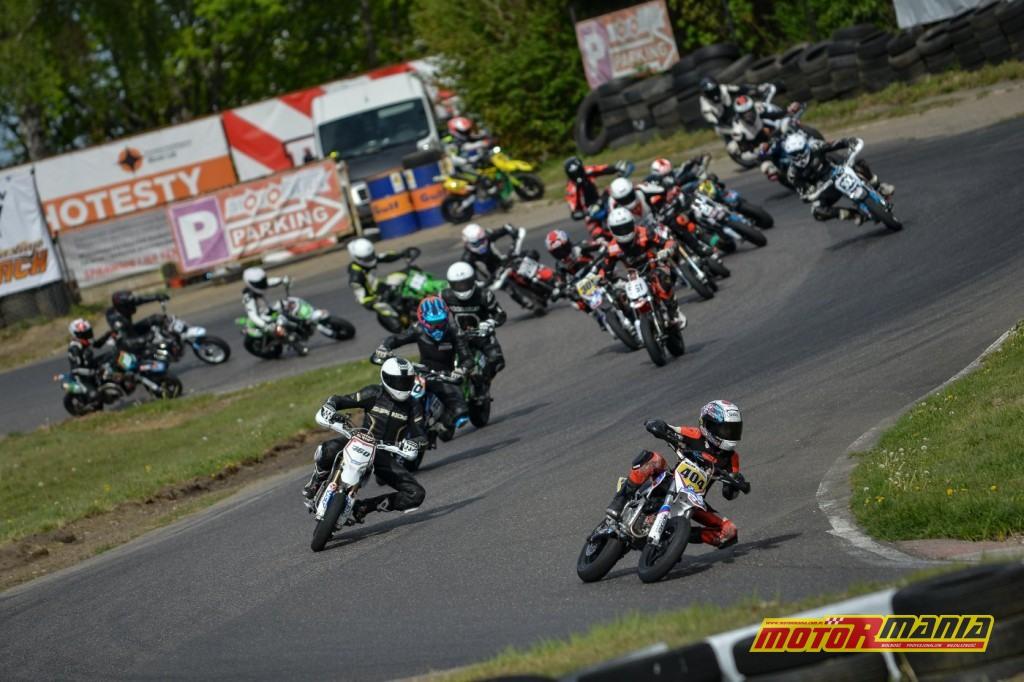 I runda dla MotoRmania KidzGP Team (2)