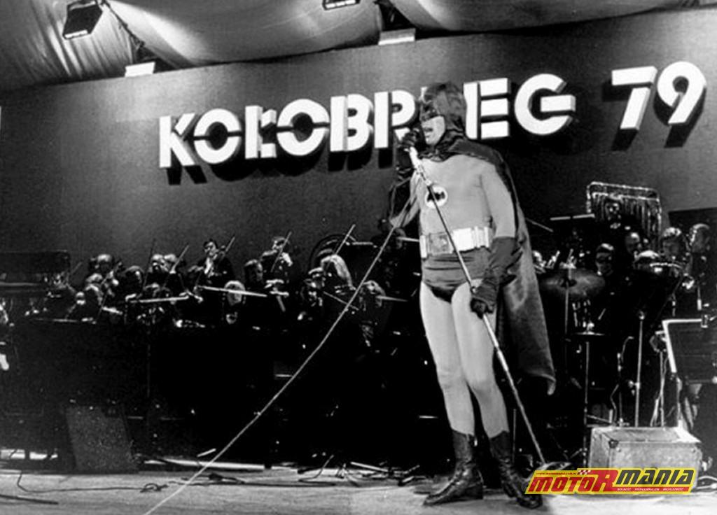Superbohater w Kołobrzegu 1979