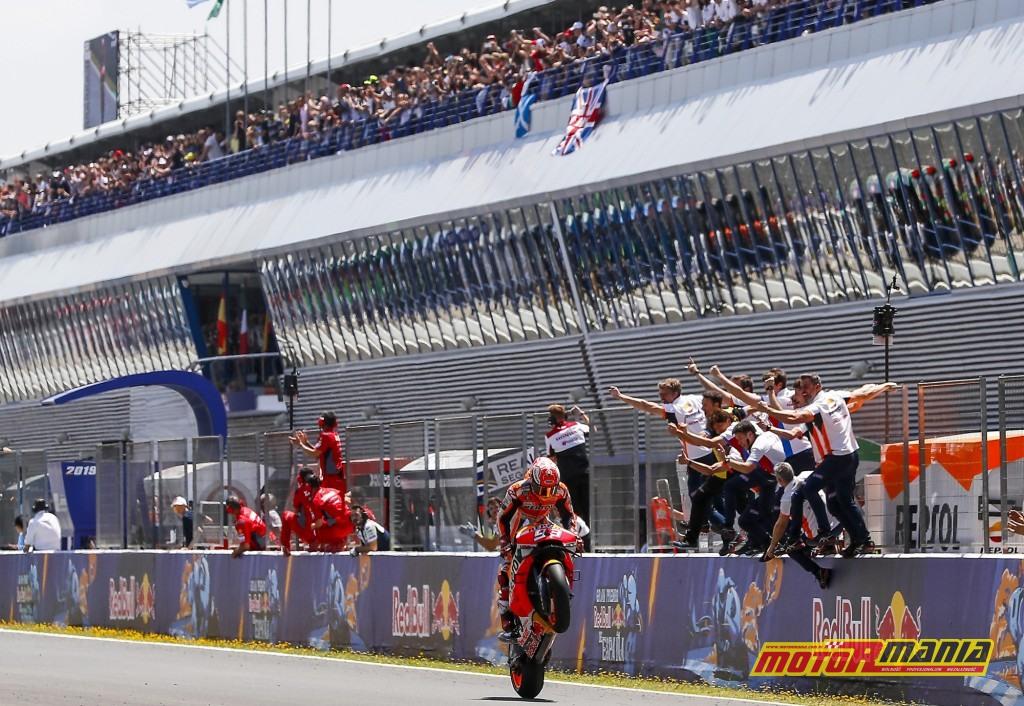 Jerez jak zwykle nie zawiodło - zdjęcia Repsol