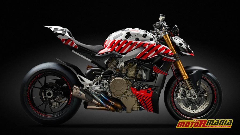 Ducati Streetfighter V4 2020 - prototyp z 13 czerwca  (2)