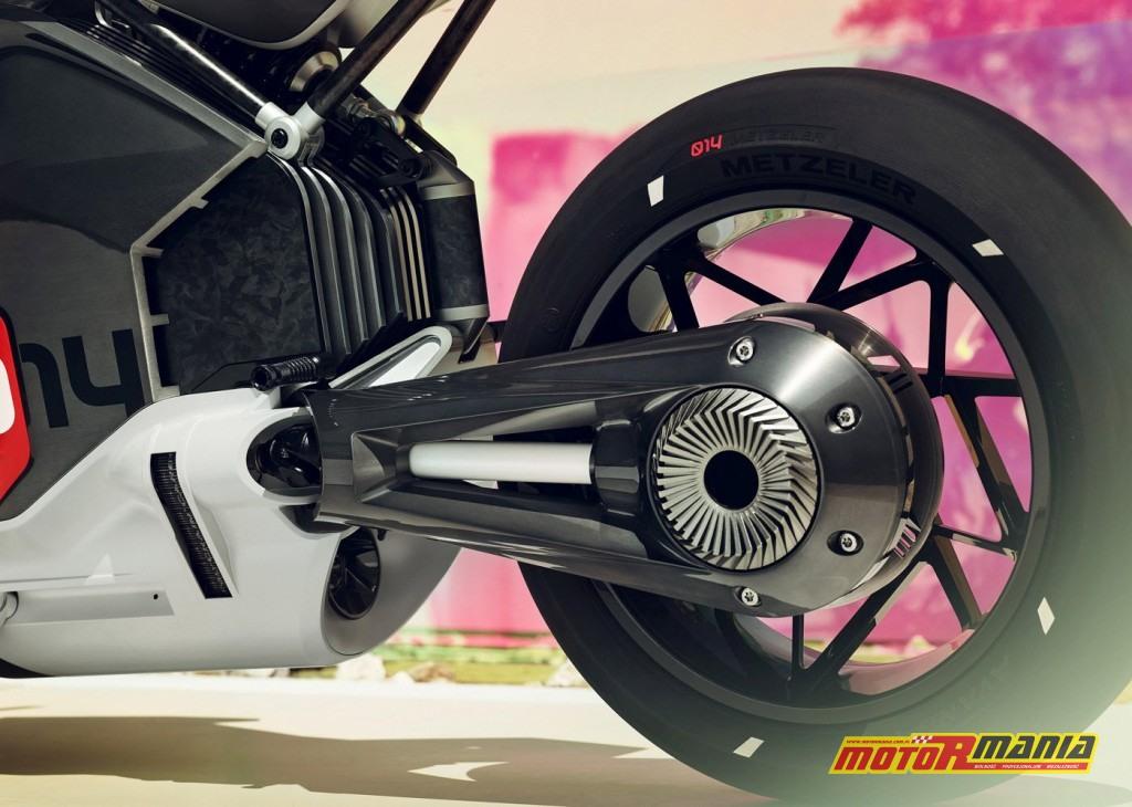 Elektryczne BMW Vision DC Roadster (10)