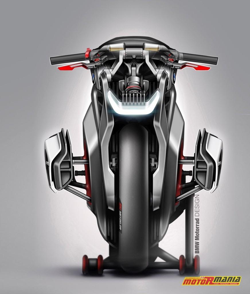 Elektryczne BMW Vision DC Roadster (18)