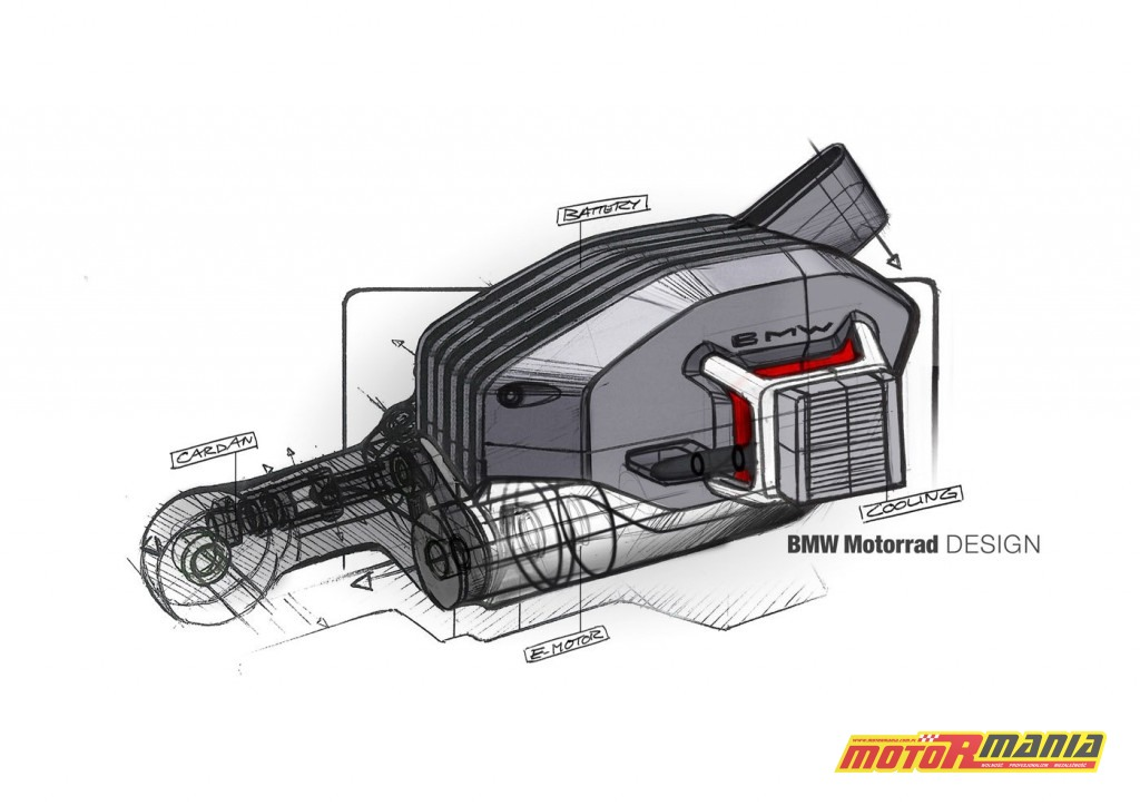 Elektryczne BMW Vision DC Roadster (22)