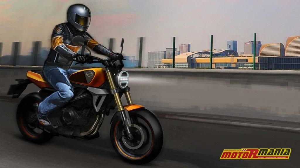 Harley Davidson 338 chiny xr338 xr350