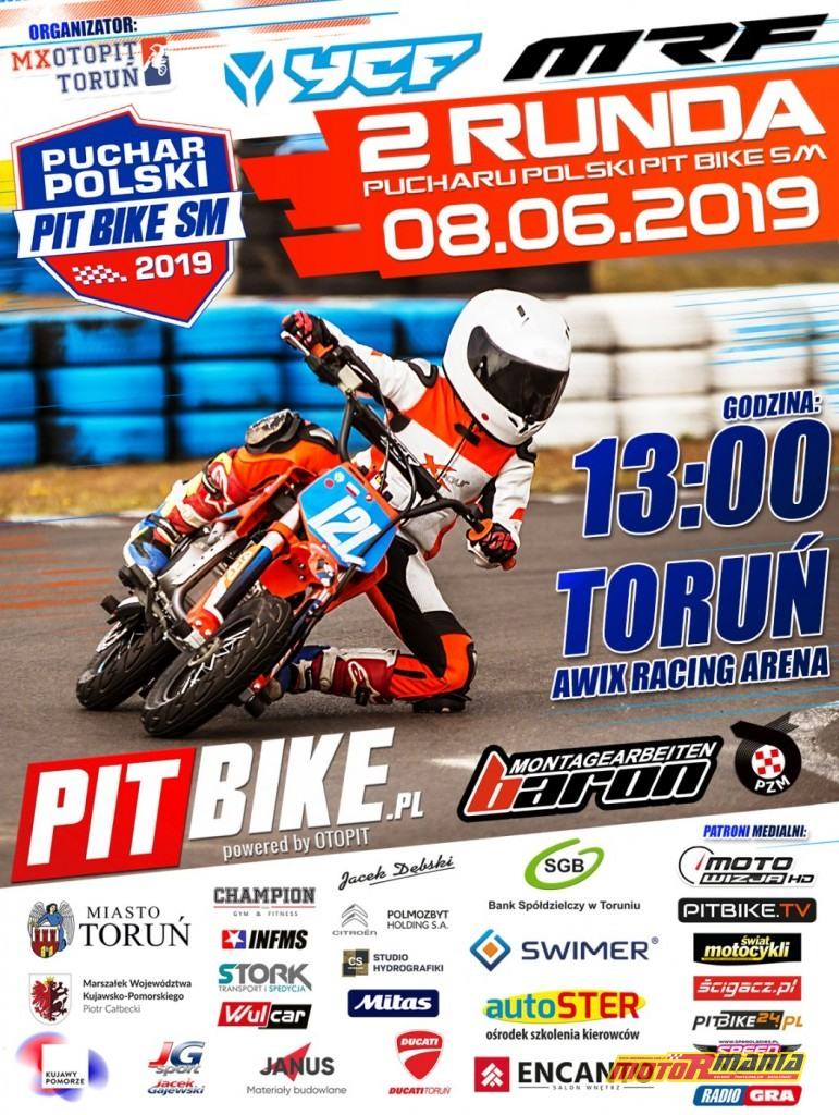 II runda Pit Bike SM Torun -zapowiedz (1)