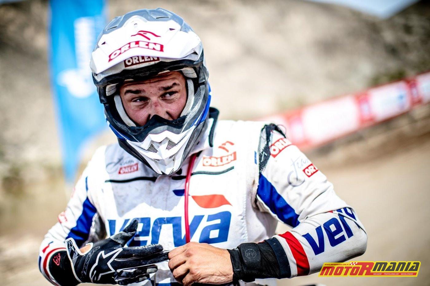 Adam Tomiczek (2) - Silk Way Rally 2019