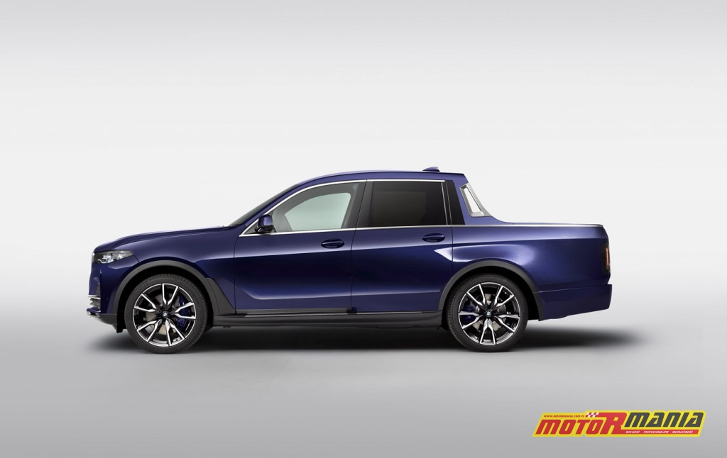 BMW X7 Pick-up oraz na pace F850GS (15)