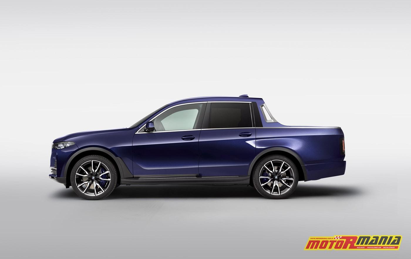 BMW X7 Pick-up oraz na pace F850GS (15)