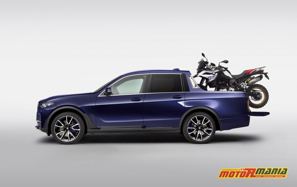 BMW X7 Pick-up oraz na pace F850GS (16)