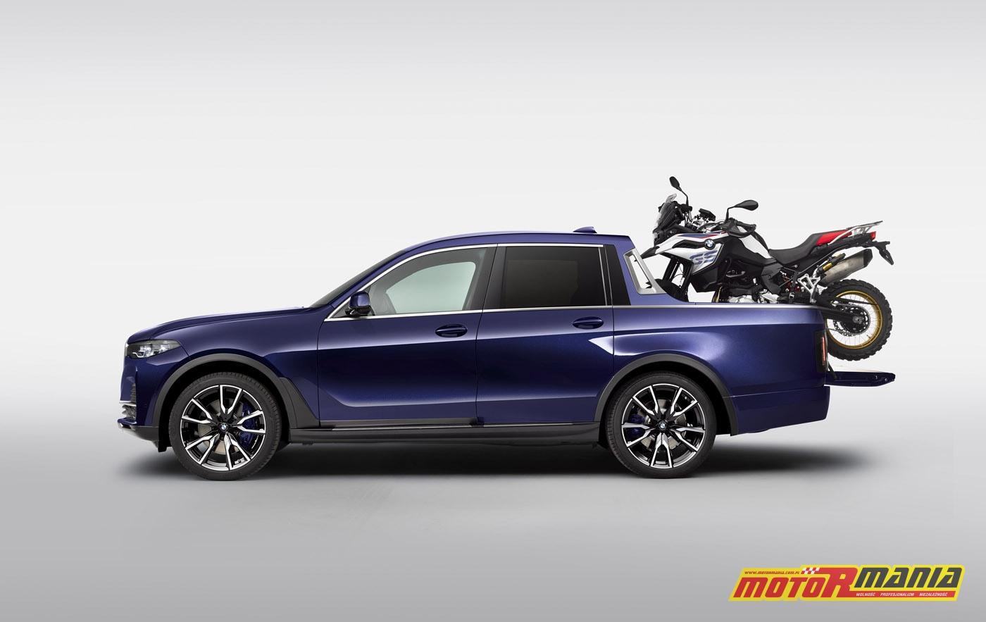 BMW X7 Pick-up oraz na pace F850GS (16)