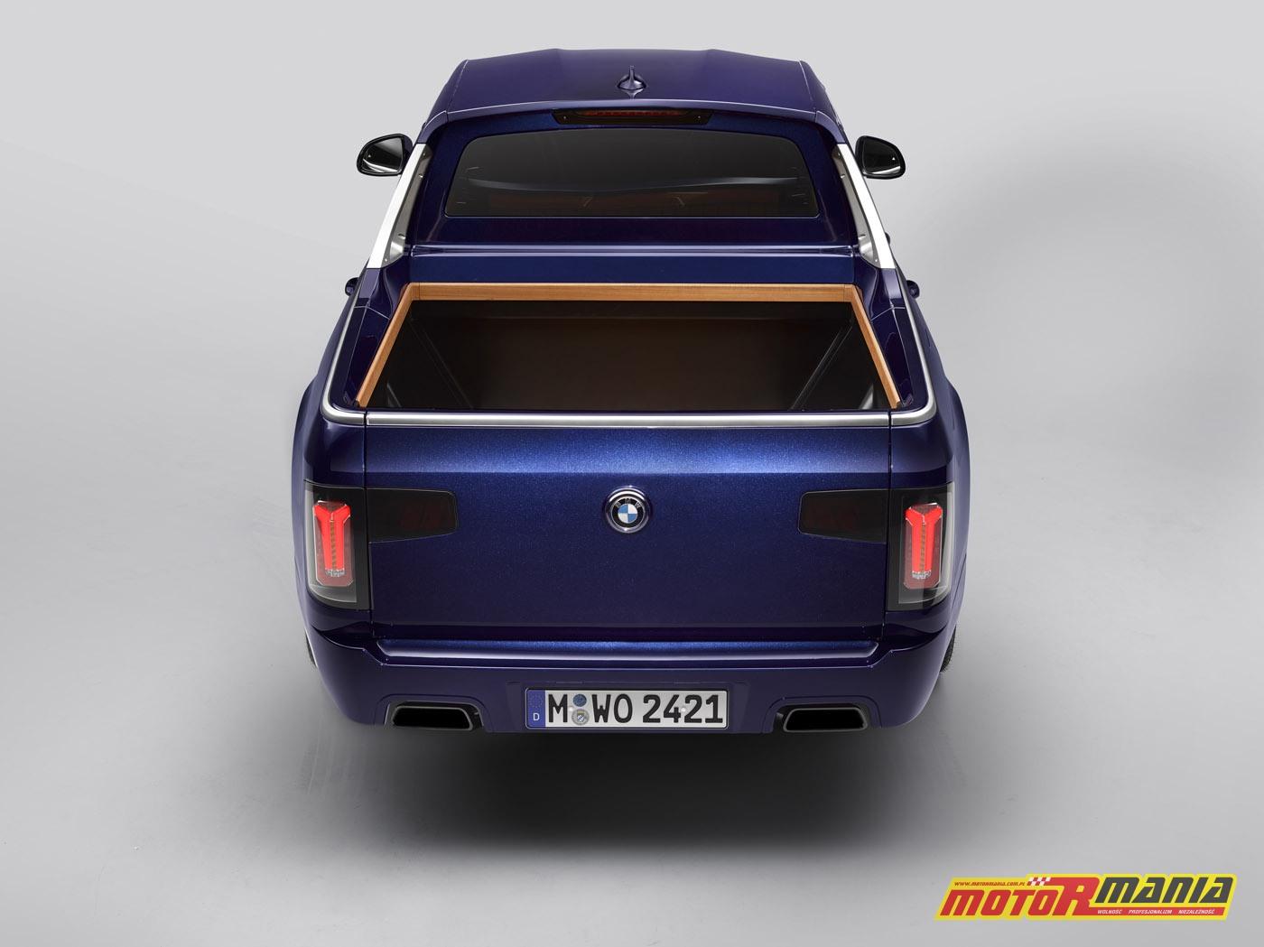 BMW X7 Pick-up oraz na pace F850GS (7)