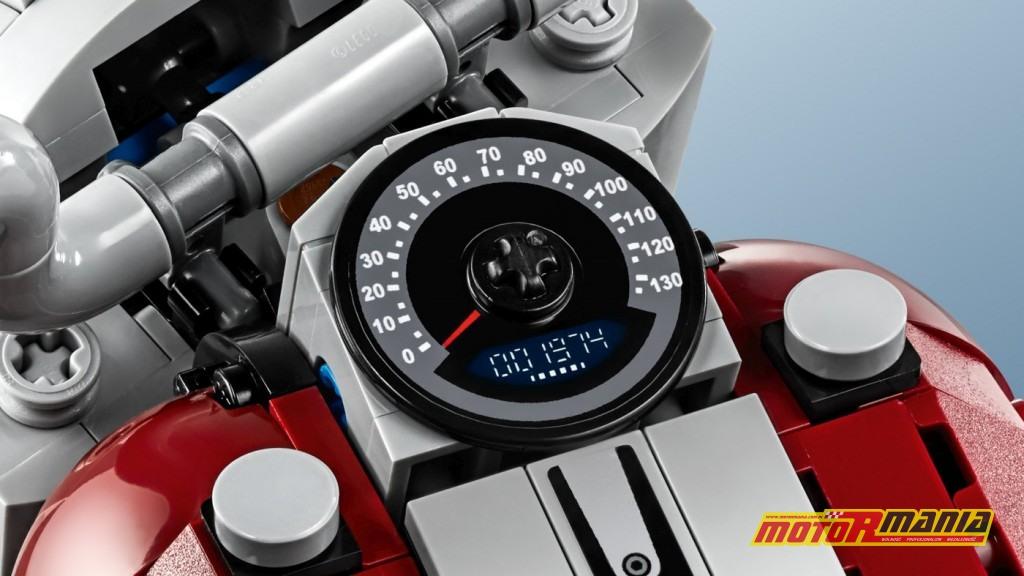 Harley Davidson Lego Fat Boy zabawka (6)