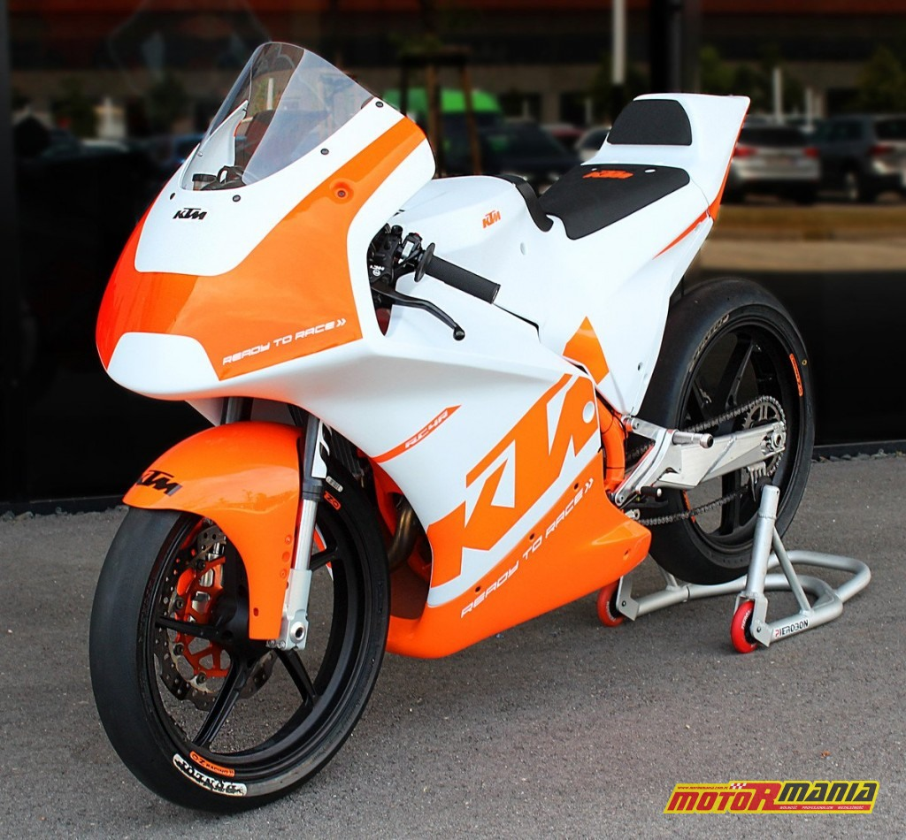 KTM RC4R 250ccm do serii Northern Talent Cup (1)