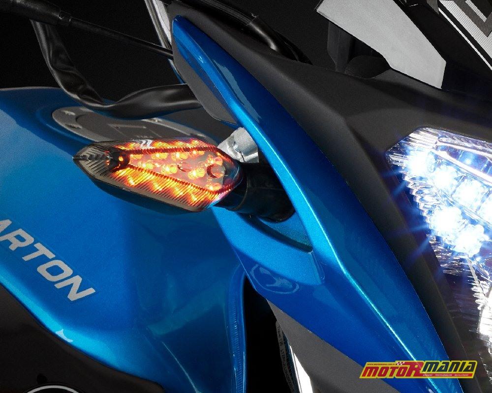 Kierunkowskazy LED moretti motocyklowe (3)
