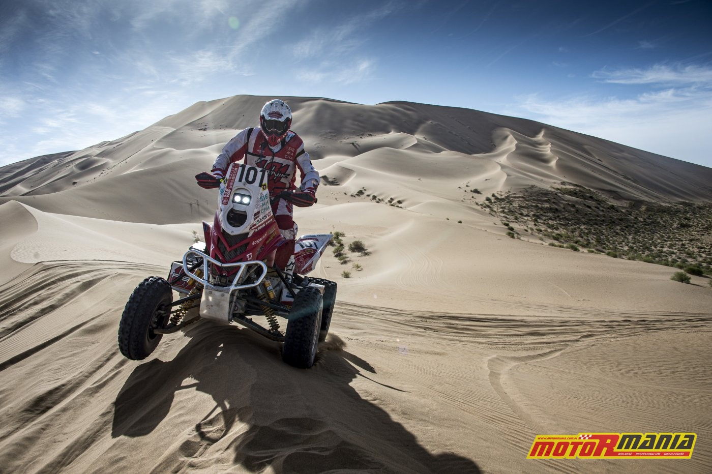 Rafal Sonik (2) - Silk Way Rally 2019