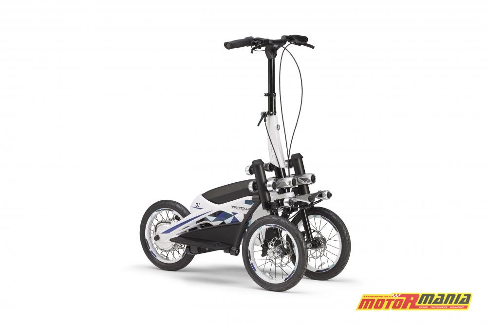Yamaha Tritown elektryczna hulajnoga (2)