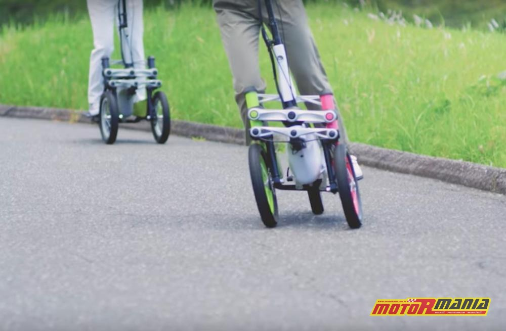 Yamaha Tritown elektryczna hulajnoga (6)