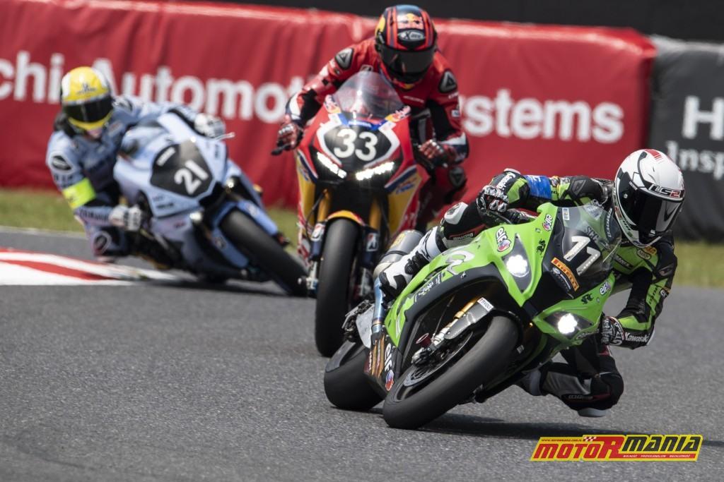 SRC Kawasaki nr. 11 - nowi mistrzowie świata FIM EWC - foto Kawasaki