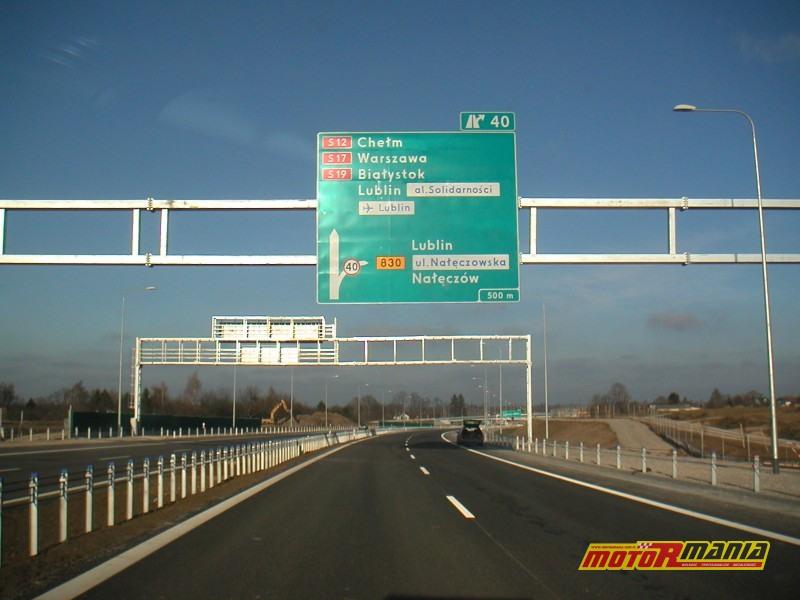 nowe znaki GDDKiA na autostradach i drogach szybkiego ruchu (8)