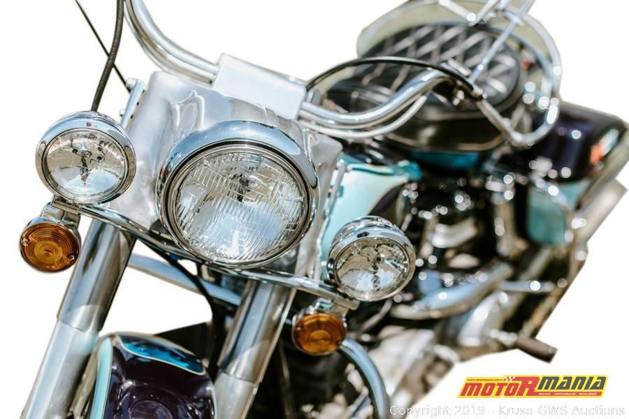 Elvis Presley 1976 Harley Davidson Electra Glide (11)
