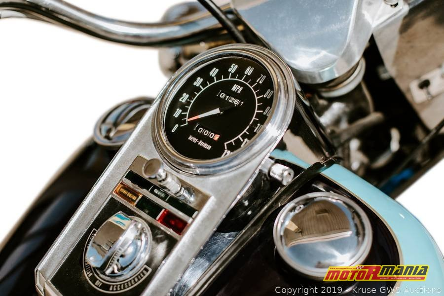Elvis Presley 1976 Harley Davidson Electra Glide (12)
