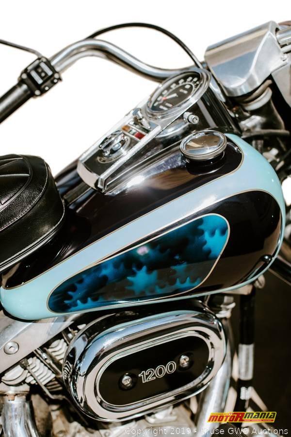 Elvis Presley 1976 Harley Davidson Electra Glide (13)