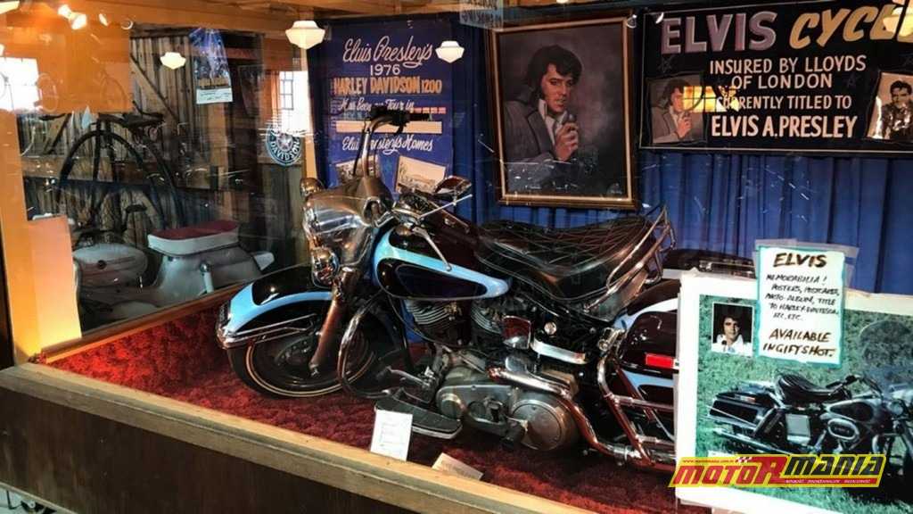 Elvis Presley 1976 Harley Davidson Electra Glide (2)