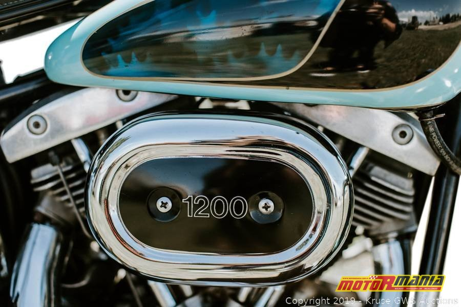Elvis Presley 1976 Harley Davidson Electra Glide (8)