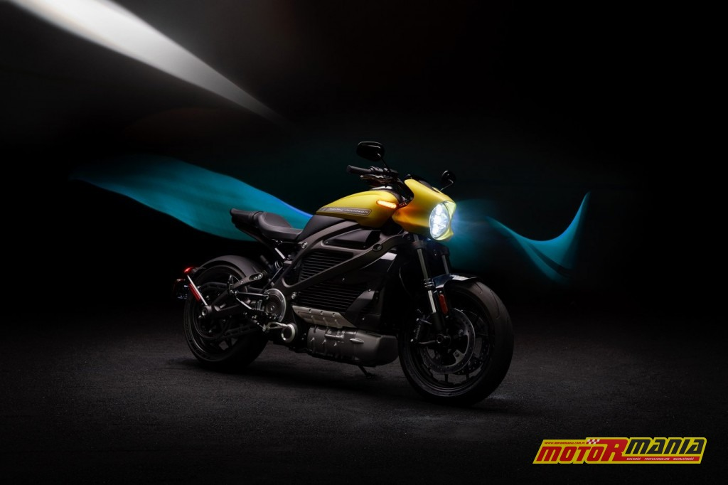 Harley Davidson LiveWire 2020 (2)