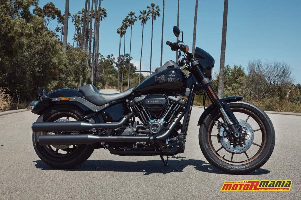 Harley Davidson Low Rider S 2020 (1)
