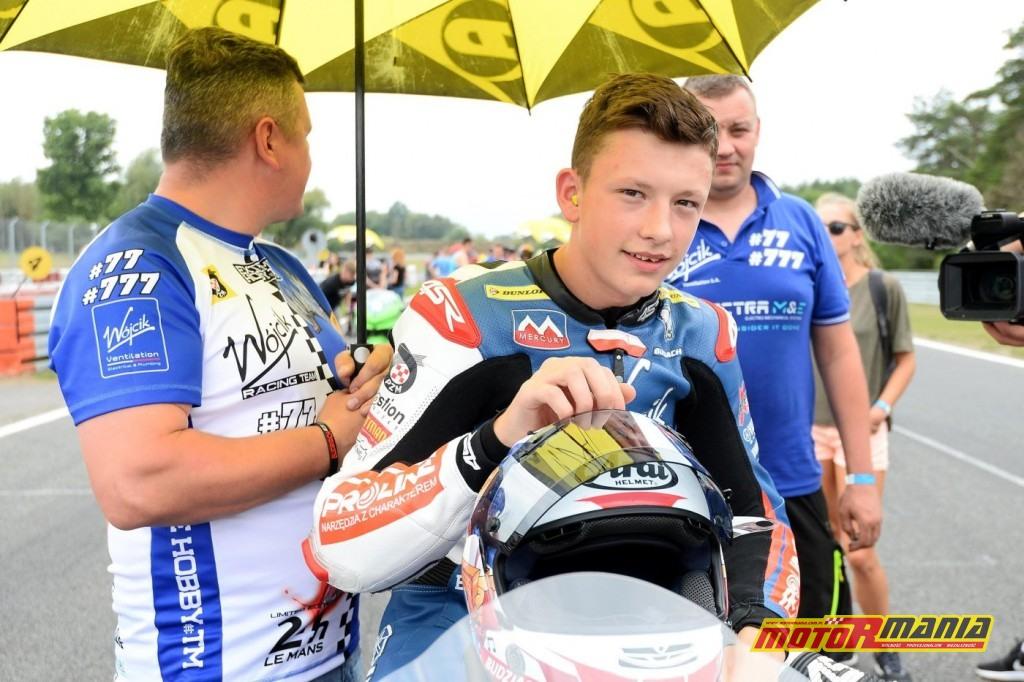 Michal Budziach Budziaszek WMMP Poznan sierpien 2019 (2)